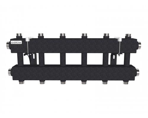 Модульный коллектор MK-150-6DUx25 (38мм)