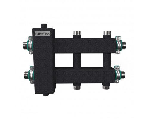 BME-3DU (до 60 кВт, вх. G 1″, 1+1+1 контура G 1″)